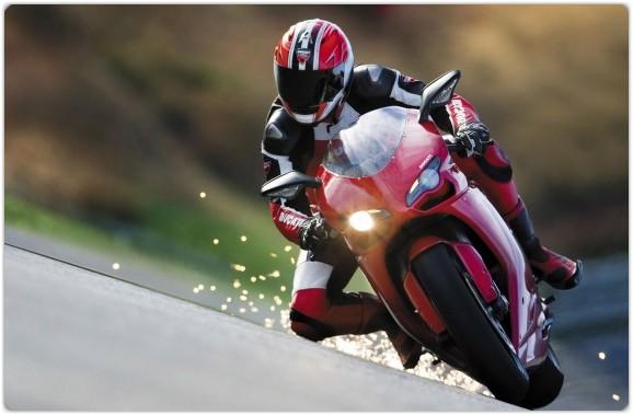 biker wih helmet