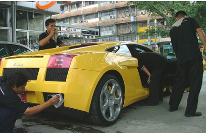 Servicing Your Own Car