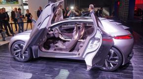 Citroen Divine DS Ushers in New Era of Concept Car