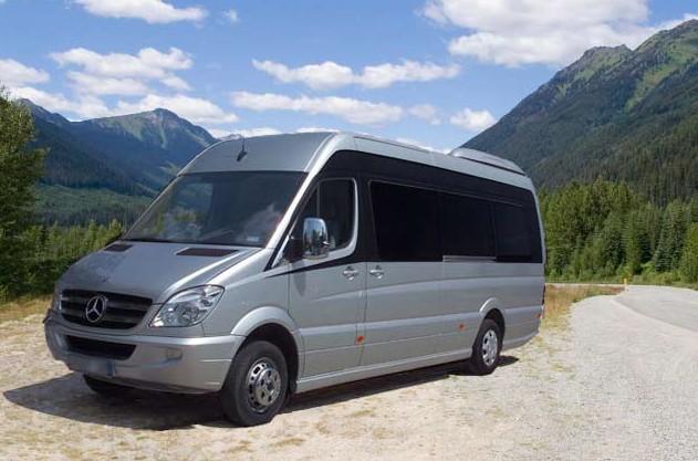 Renting A Minibus