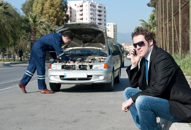 Car Repaired