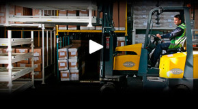 Useful tips to choose a narrow aisle forklift