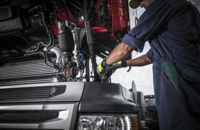 truck AC repairs